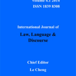 IJLLD Volume 4.1 2014