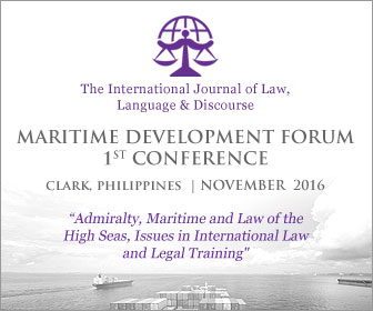 Maritime Development Forum 1st Conference